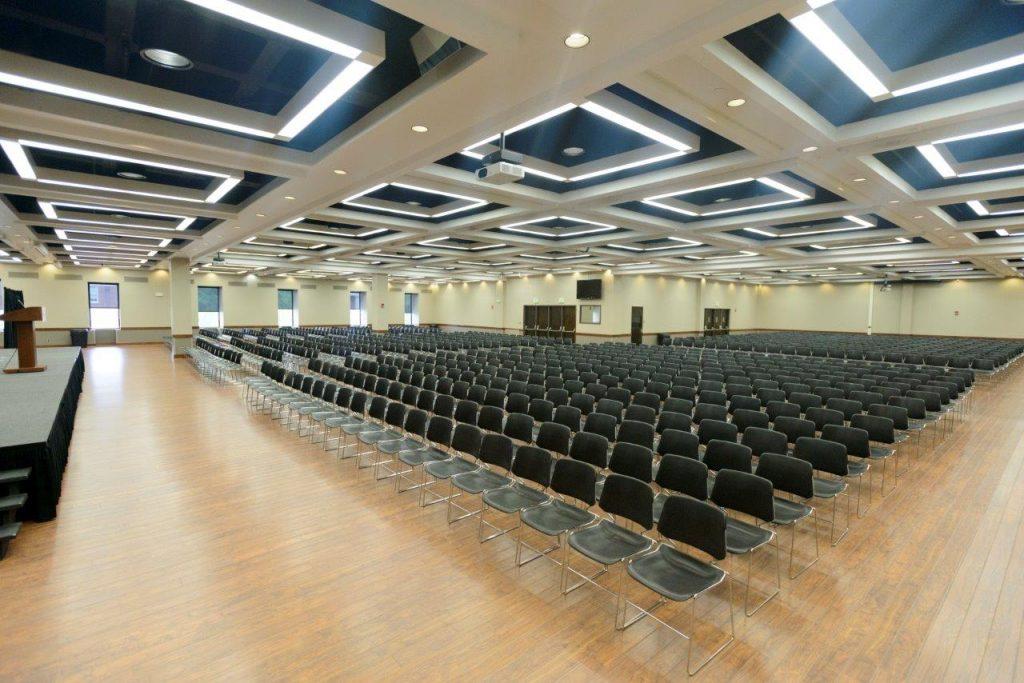Ballroom: Theater Style