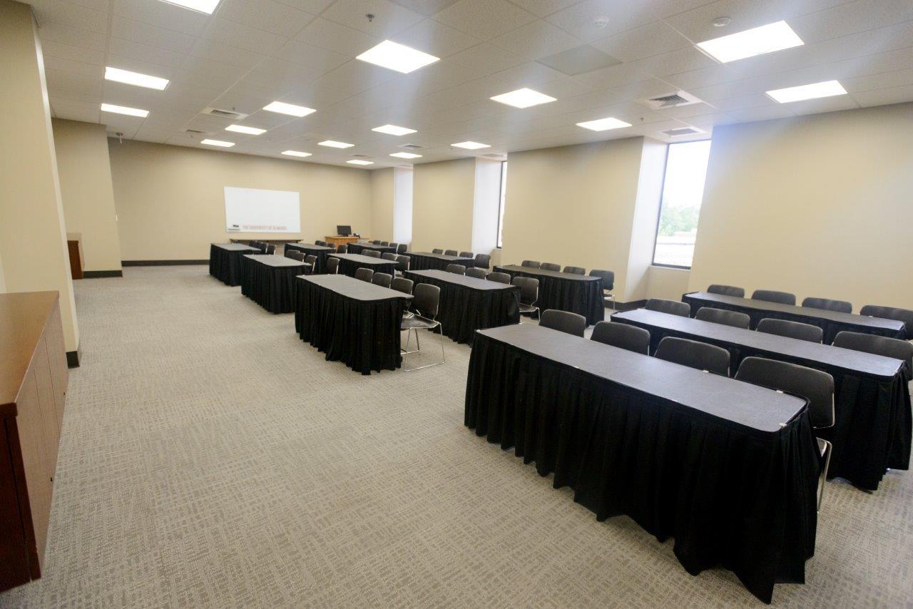 Rooms At The Ferg Ferguson Student Center