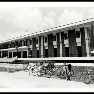South Side of Ferguson Center, 1970s