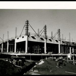Ferguson Center Under Construction, 1972