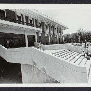 West Side of the Ferguson Center, Unknown Date