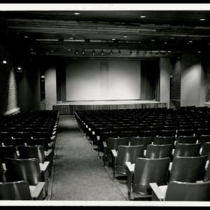 Ferguson Center Theater, 1970s